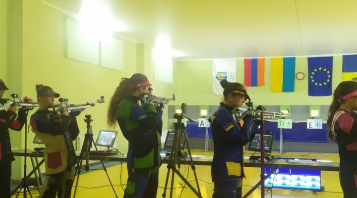 З 25-30.08.2021 року відбувся Відкритий Чемпіонат України серед спортсменів 2003 р/н та молодших зі кульової стрільби (гвинтівка).